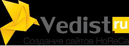Vedist.ru Retina Logo
